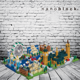 nanoblock londra