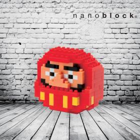 nanoblock daruma