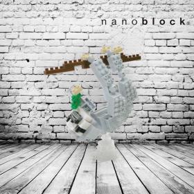 nanoblock bradipo
