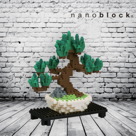 nanoblock bonsai
