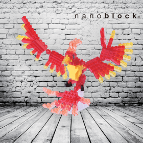 nanoblock fenice