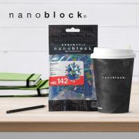 NBC-142 Nanoblock box Pavone