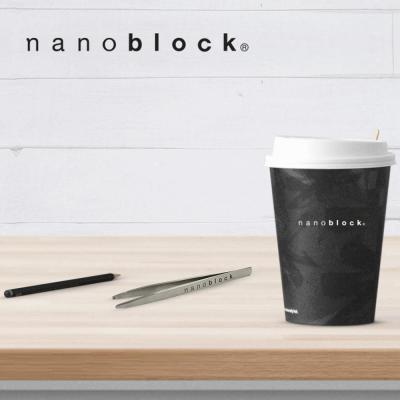 NB-019 Nanoblock Pinzetta