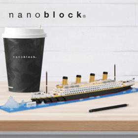 NB-021 Nanoblock Titanic