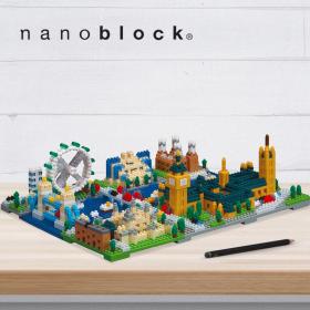 NB-029 Nanoblock London
