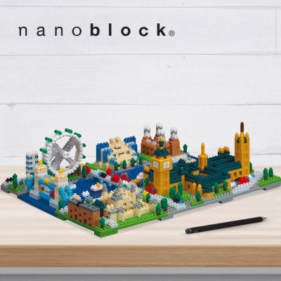 NB-029 Nanoblock London