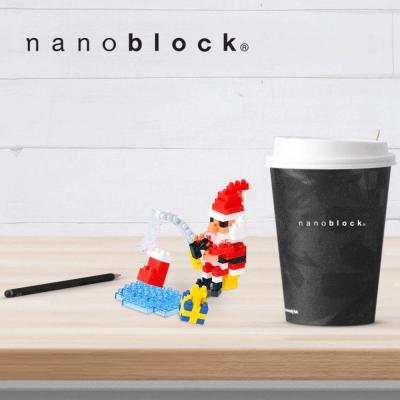 NB-C157 Nanoblock babbo natale pescatore