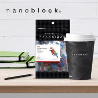 NBC-034 Nanoblock box Pappagallo