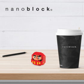 NBC-045 Nanoblock Daruma