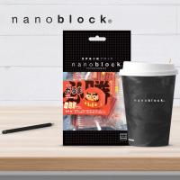 NBC-045 Nanoblock box Daruma