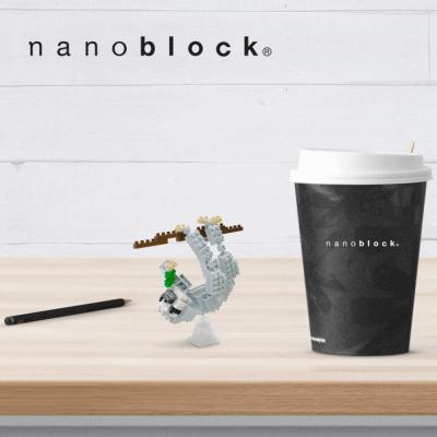 NBC-122 Nanoblock Bradipo