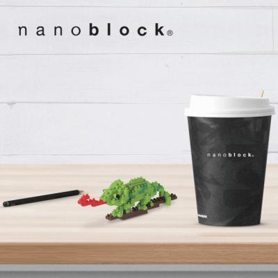 NBC-143 Nanoblock Camaleonte