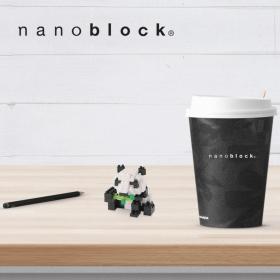 NBC-159 Nanoblock Panda