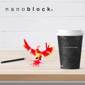 NBC-175 Nanoblock Fenice