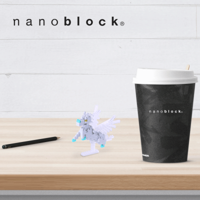 NBC-176 Nanoblock Pegaso