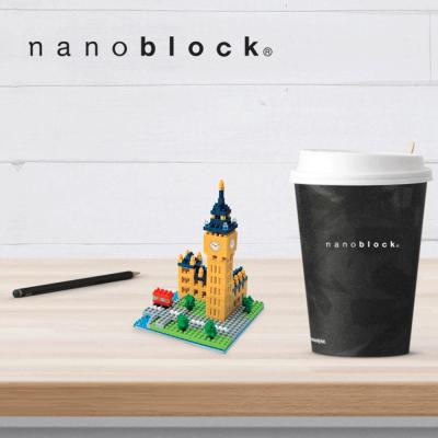 NBH-029 Nanoblock Big ben