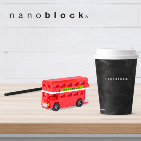 NBH-113 Nanoblock London bus