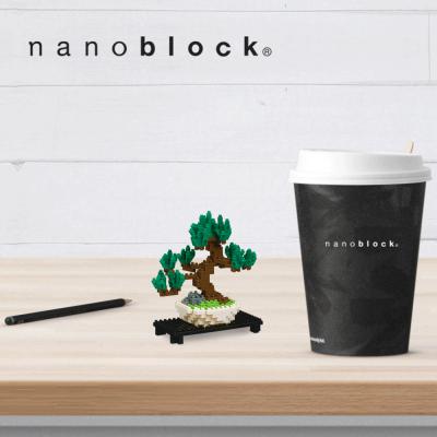 NBH-133 Nanoblock bonsai