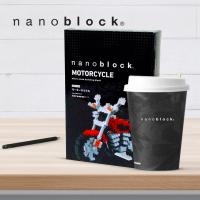 NBM-006 Nanoblock box motocicletta