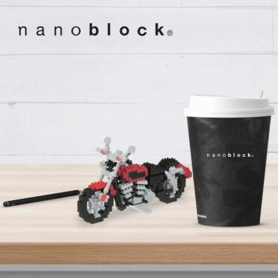 NBM-006 Nanoblock motocicletta