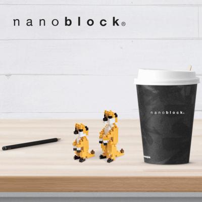 NBC-022 Nanoblock Suricati