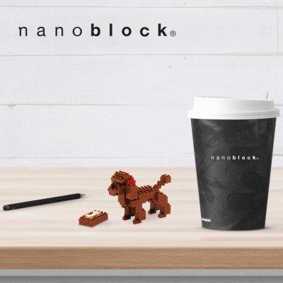 NBC-060 Nanoblock Barboncino