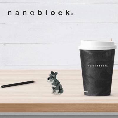 NBC-120 Nanoblock Schnauzer