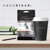 NBC-120 Nanoblock box Schnauzer
