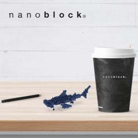 NBC-137 Nanoblock Squalo martello