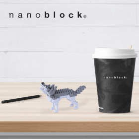NBC-144 Nanoblock Lupo