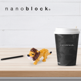 NBC-170 Nanoblock Leone
