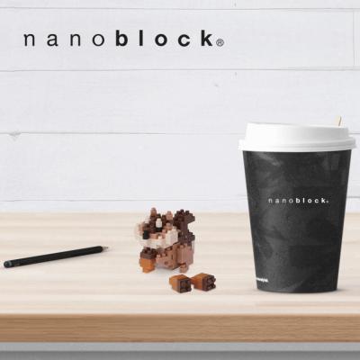 NBC-178 Nanoblock Scoiattolo