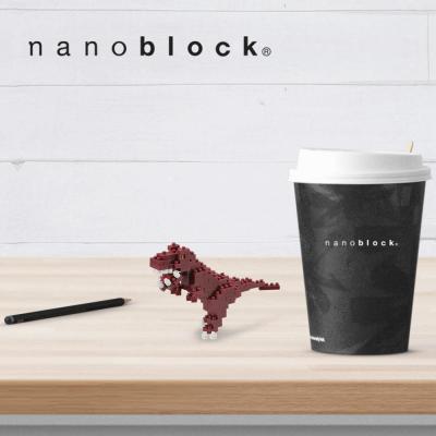 NBC-111 Nanoblock tirannosauro