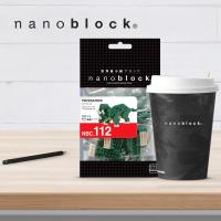 NBC-112 Nanoblock box triceratopo