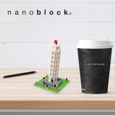 NBH-030 Nanoblock torre di Pisa