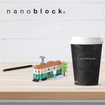 NBH-102 Nanoblock tram Melbourne