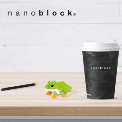 NBC-007 Nanoblock Rana