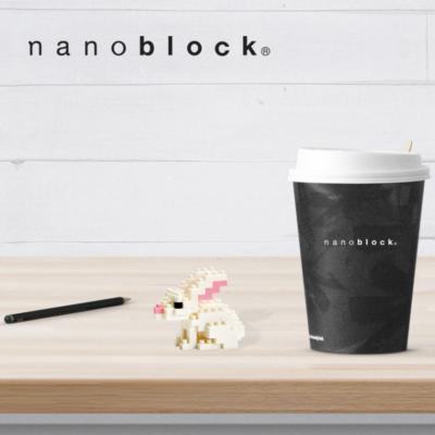 NBC-030 Nanoblock Coniglio