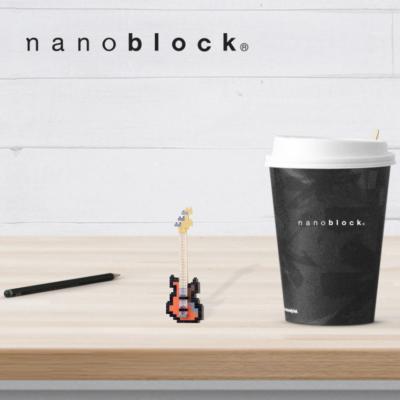 NBC-051 Nanoblock Basso elettrico