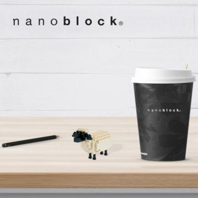NBC-054 Nanoblock Pecora