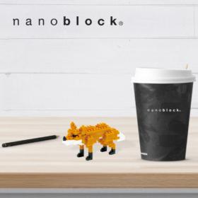 NBC-076 Nanoblock Volpe