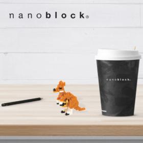 NBC-092 Nanoblock Canguro