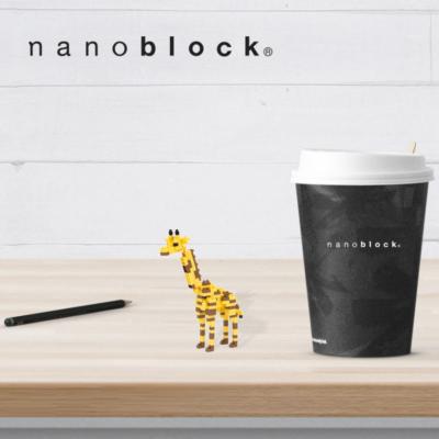 NBC-094 Nanoblock Giraffa