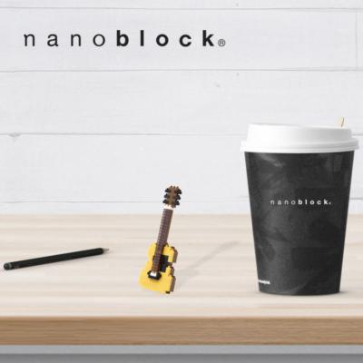 NBC-096 Nanoblock Chitarra Acustica