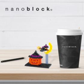 NBC-097 Nanoblock Jack O Lantern