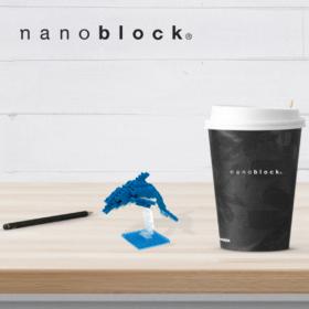 NBC-117 Nanoblock Delfino