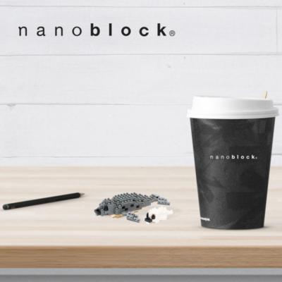 NBC-133 Nanoblock Foca