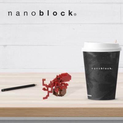 NBC-134 Nanoblock Polpo