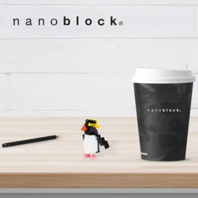 NBC-135 Nanoblock Pinguino