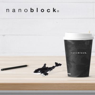 NBC-136 Nanoblock Orca
